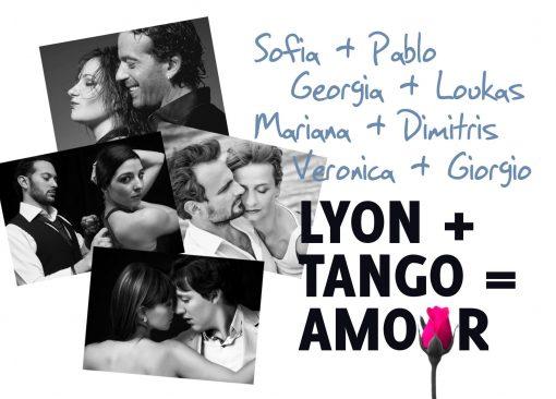 Festivalito MON AMOUR - Pablo Inza + Sofia Saborido
