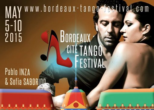 Pablo Inza + Sofia Saborido - Bordeaux Tango Festival 2015