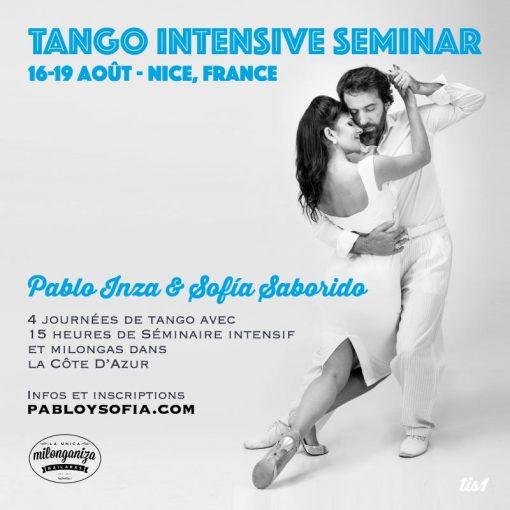 Pablo Inza & Sofia Saborido