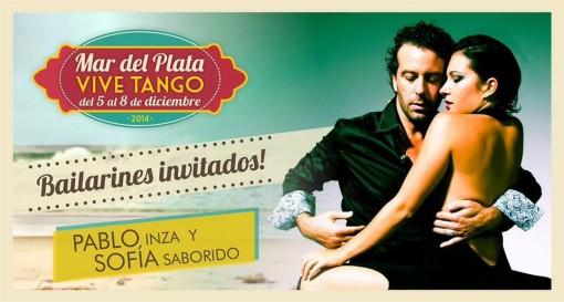 Pablo Inza & Sofia Saborido - Mar Del Plata Vive Tango 2014