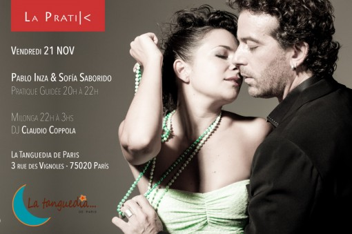 Pablo Inza + Sofía Saborido - Paris - PratiK