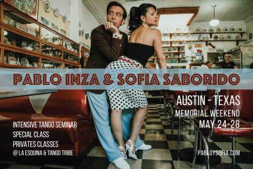 PABLO INZA & SOFIA SABORIDO AUSTIN MEMORIAL WEEKEND